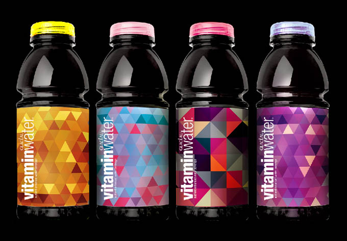 Facet Design and Packaging – Ambalaj Vitamin Water Bottle Label