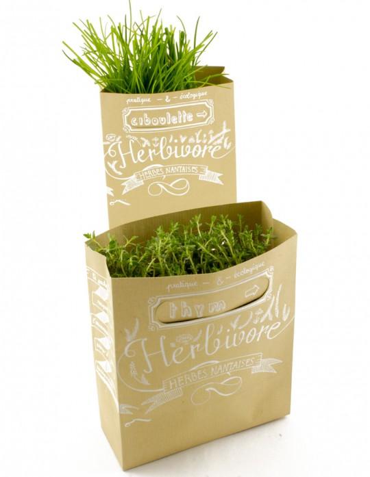 herb packaging machine