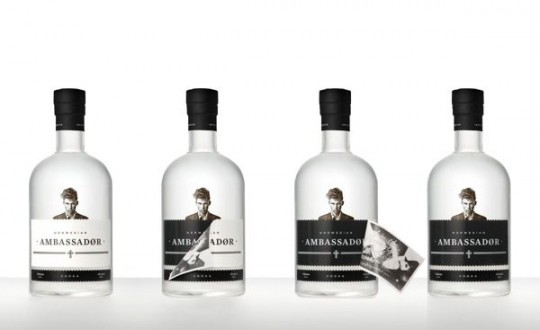 ambassador vodka packaging design 4