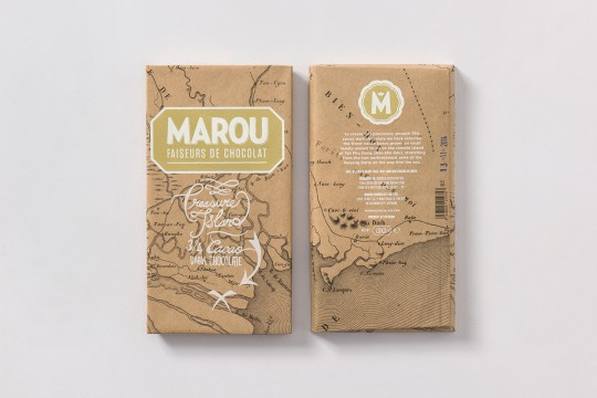 marou packaging design 1