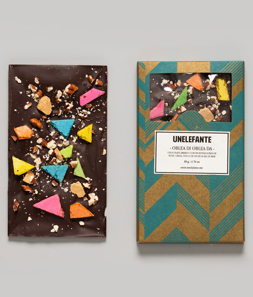 unelefante chocolates food packaging design 1