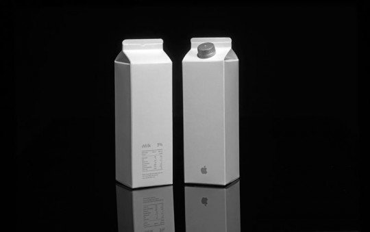 apple packaging design
