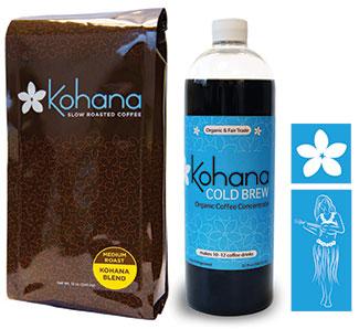 kohana before packaging