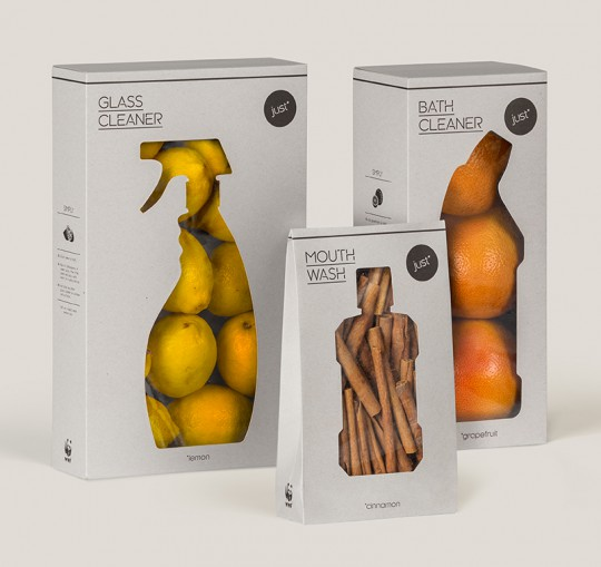 wwf just* packaging innovation design 2